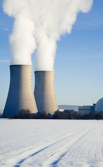 Nuclear power plant (Photo: GettyImages)