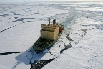 (photo: GettyImages) Arctic Icebreaker